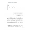 A Parte IV das Constituições da Companhia de Jesus e a Educação
