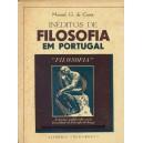 Inéditos de Filosofia em Portugal