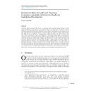Rendimento Básico Incondicional, Segurança Económica e Igualdade de Género, no Quadro do Capitalismo Pós-industrial