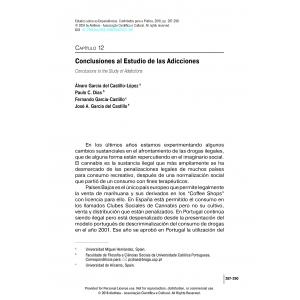 Conclusiones al Estudio de las Addiciones