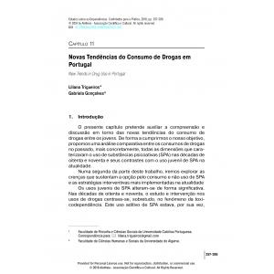 Novas Tendências do Consumo de Drogas em Portugal