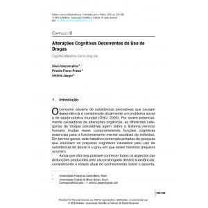 Alterações Cognitivas Decorrentes do Uso de Drogas