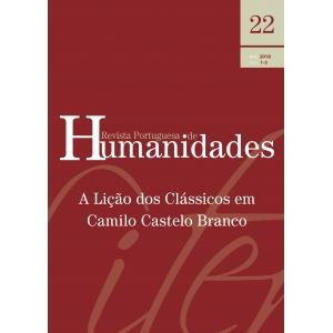 A Lição dos Clássicos em Camilo Castelo Branco