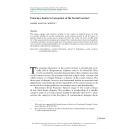 Francisco Suárez's Conception of the Social Contract