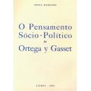 O Pensamento Sócio-Político de Ortega y Gasset