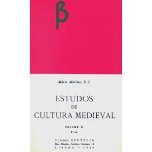 Estudos de Cultura Medieval, Vol. II