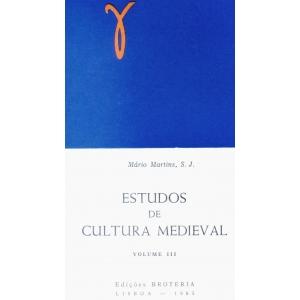Estudos de Cultura Medieval, Vol. III