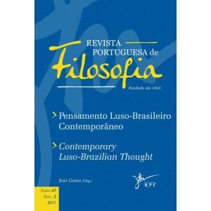 Pensamento Luso-Brasileiro Contemporâneo