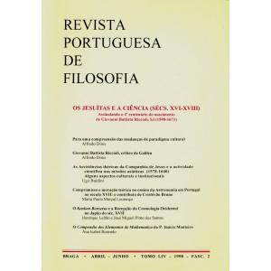 Os Jesuítas e a Ciência: (Sécs. XVI-XVIII)