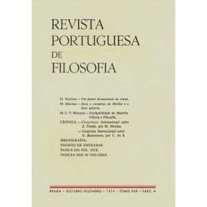 1974, Volume 30, N. 4