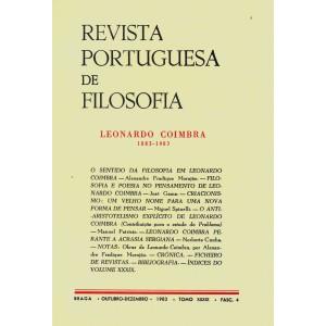 Leonardo Coimbra 1883-1983