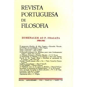 Homenagem ao P. Fragata 1920-1985