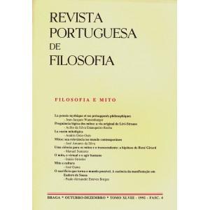 Filosofia e Mito