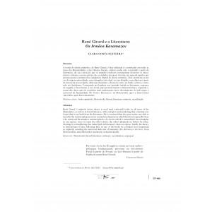 René Girard e a Literatura: Os Irmãos Karamazov