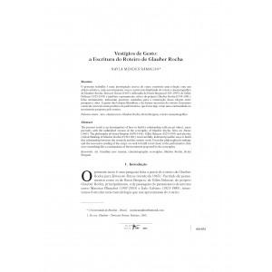 Vestígios de Gesto: a Escritura do Roteiro de Glauber Rocha