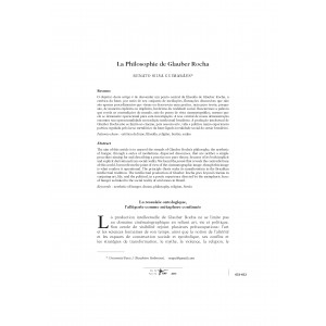 La Philosophie de Glauber Rocha