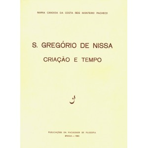 S. Gregório de Nissa - Criação e Tempo