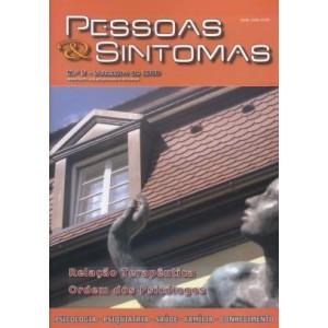 Pessoas e Sintomas, Nº 5 - Setembro 2008