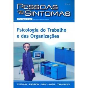 Psicologia do Trabalho e das Organizações, Nº 11 - Agosto 2010