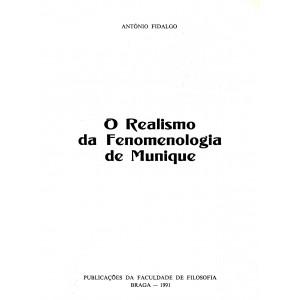 O realismo da Fenomenologia de Munique