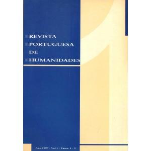 Revista Portuguesa de Humanidades, Vol. 1, 1997