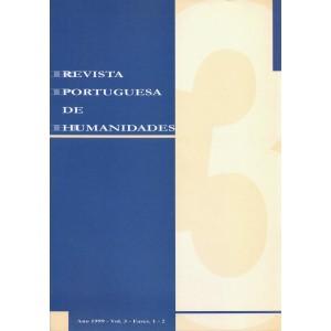 Revista Portuguesa de Humanidades, Vol. 3, 1999