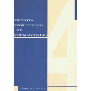 Revista Portuguesa de Humanidades, Vol. 4, 2000