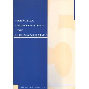 Revista Portuguesa de Humanidades, Vol. 5, 2001