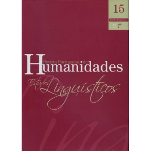 RPH, 2011, Vol. 15, Fasc. 1 - Estudos Linguísticos