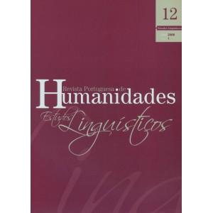 RPH, 2008, Vol. 12, Fasc. 1 - Estudos Linguísticos