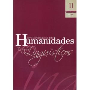 RPH, 2007, Vol. 11, Fasc. 1 - Estudos Linguísticos