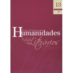 RPH, 2009, Vol. 13, Fasc. 2 - Estudos Literários