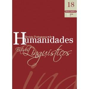 RPH, 2014, Vol. 18, Fasc. 1 - Estudos Linguísticos
