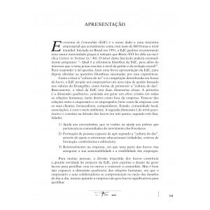 Presentation: Economy of Communion