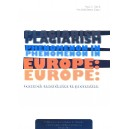 Plagiarism Phenomenon in Europe