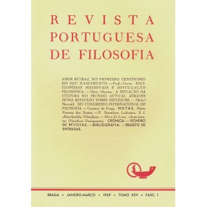 1969, Volume 25, N. 1