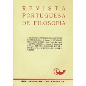 1965, Volume 21, N. 4
