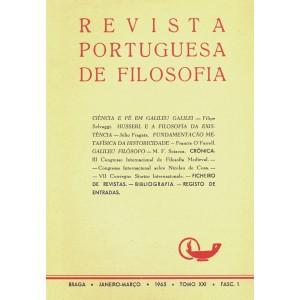 1965, Volume 21, N. 1