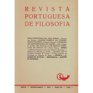 1963, Volume 19, N. 1