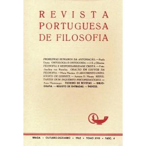 1962, Volume 18, N. 4