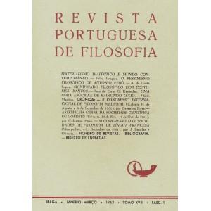 1962, Volume 18, N. 1