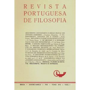 1961, Volume 17, N. 1
