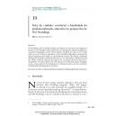 Ética do cuidado: contrariar a banalidade da profissionalização educativa na perspectiva de Nel Noddings