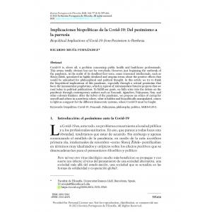 Implicaciones biopolíticas de la Covid-19: Del pesimismo a la parresia