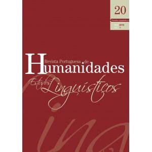 RPH, 2016, Vol. 20, Fasc. 1 - Estudos Linguísticos